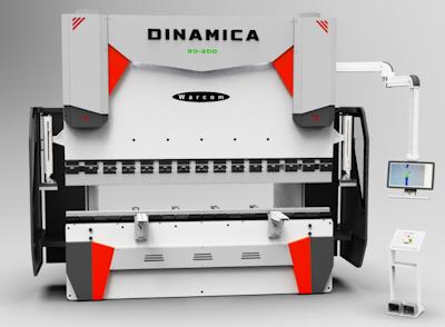 Warcom Dinamica Press Brake
