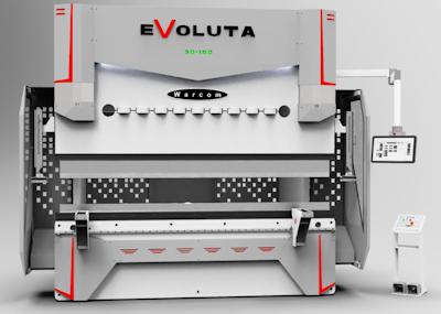 Warcom Evoluta Press Brake