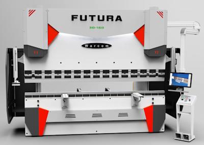 Warcom Futura Press Brake