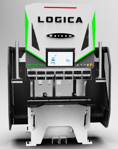 Warcom Logica Press Brake